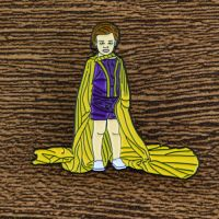 Custom Pins for Prince