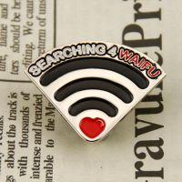 Wifi Custom Lapel Pins