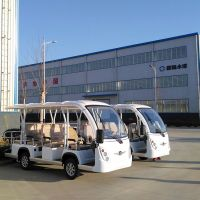 Zhongyi electric vehicle sightseeing car