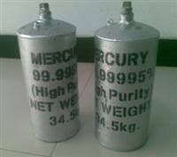 Virgin Silver and Red Mercury Purity
