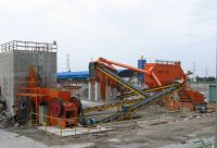offer Complete Crushing Plant