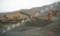 Aggregate Stone Crusher Plant/crushing machinery