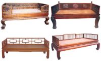 Sell antique wooden bed