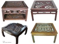 Sell Carved Coffee Table