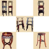 Sell Antique wooden stool