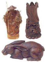 Sell Bamboo carving craft & gifts
