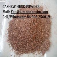CASHEW HUSK/CASHEW HUSK POWDER BEST PRICE