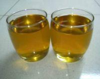 Crude Jatropha oil for biodiesel production