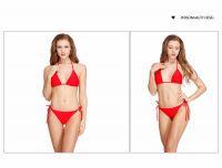 I-GLAM 2017 Women Bikini Thong Swimwear