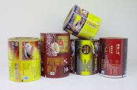 Coffee / milk tea / instant drink automatic packaging laminated film