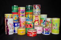 Various Snack / Candy Automatic Packaging Film