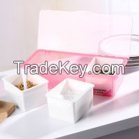 Kitchen Tools Seasoning Box Salt Storage Box