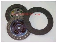Sell clutch disc/cover/facing, brake lining/shoe/pad etc
