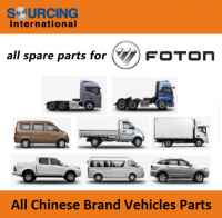 Sell Genuine parts for Foton Truck Spare Parts parts for Foton Tractor Parts parts for Foton SUV Commercial Vehicles Auto Parts