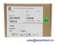 HPE JD119B X120 1G SFP LC LX Transceiver