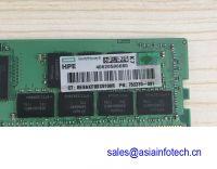 HPE 752370-091 728629-B21 32GB (1x32GB) Dual Rank x4 DDR4-2133 CAS-15-15-15 Registered Memory Kit