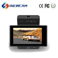 120 Degree Dual Lens Dash Cam FHD 1080p Black Box Inside DVR Car Camera