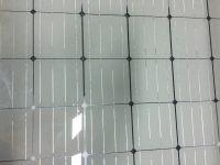 Opaque double-glazed monocrystalline silicon 60P each