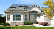 Roof PV Power Generation System