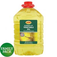 100% Pure Refined Vegetable Cooking Oil