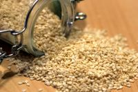 Natural and Hulled Sesame Seeds