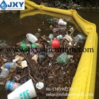 Floating Trash and Debris Containment Boom