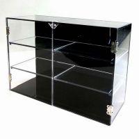 Acrylic Countertop Display Shelf, Retail Display Box Stand