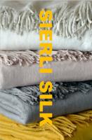 100% mulberry silk throw , natual silk throw , High quality silk throw , soft and comfortable silk throw