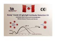Assay+  Covid 19 IgG/IgM Rapid Test