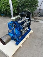 Sell stationary diesel engine for water pump