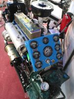 Sell TN4102AC 60HP Marine diesel engine with gearbox