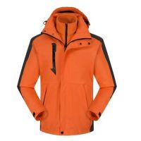 China wholesale  windproof jacket polyester winter coat with liner