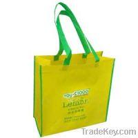Bopp woven shopping bag