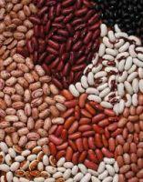 Red, Black, White, Speckled Kidney Beans
