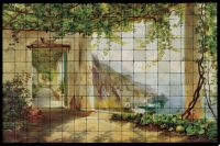 Masters on Stones Tile Murals