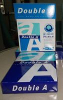 Double A4 Copy Papers, 70 75 80 Gsm, Typing, Premium Printing, A3 Papers, Double A Paper, Legal Papers, Letter, Executive