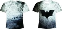 Sublimated Printed T Shirts Custom Size & Colors