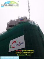 netting for construction building, safety protection balcony, stairs, sport...