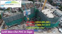 Selling construction net & undertake to sew border and print logo on net