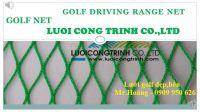 selling golf net, golf driving range net from Vietnam