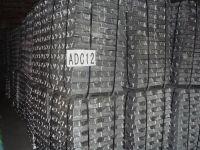 High Quality Aluminium Alloy Ingot ADC12 / AL ADC12 Manufacturer