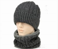 Acrylic knitted hats