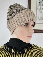 Winter hats in wool