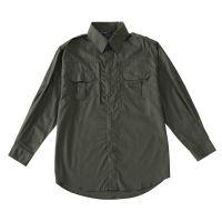 Cotton ribstop shirt
