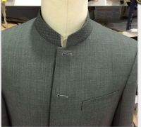 Wool suits, high quality custom made suit, wool poly suits