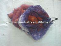 Raschel bag for vegetable