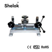 Water hydraulic pressure calibration machine for pressure gauge