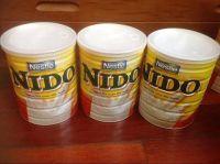 NIDO WHITE CAP