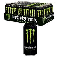 Monster Green energy drink