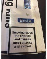 Super Slim tobacco cigarette